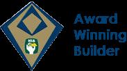 Award Winning Builder