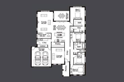 Stirling 25 3 | C & C Wilson Builders